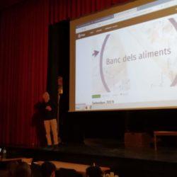 Presentació Banc dels aliments #ApS