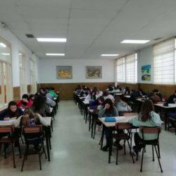 #SomLaSalle Proves Cangur 2019 - La Salle Girona