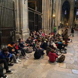 Catedral #FAIG #SomLaSalle #Imagina