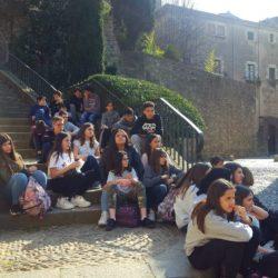 FAIG #SomLaSalle Girona mediaval