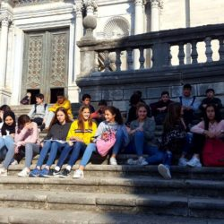LaSalleGirona Visita Catedral 2n ESO