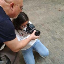 Taller fotografia analògica #SomLaSalle #Imagina