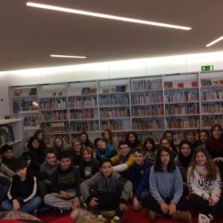 #SomLaSalle Visita a la biblioteca