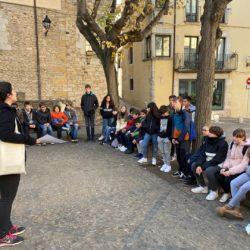 FAIG Girona Medieval #Imagina #SomLaSalle