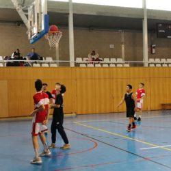 #LaSalleGirona Torneig de basquet 3x3