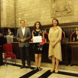 #LaSalleGirona Reconixament 4r ESO autor:  Ajuntament de Girona