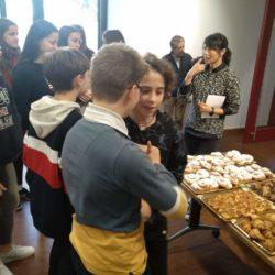 Visita Institut Confuci de Barcelona